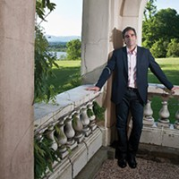 Joseph Luzzi Conjures Two Italies