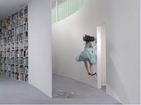 "Julia Fullerton-Batten, ""Cupboards,"" photograph, 48"" x 56"" x 3"", 2007"
