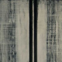 "Bent Kari Gorden, 2e, mixed media with wax, 4"" x 5""."