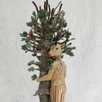 """""""Tree Hugger"""" by Kathy Ruttenberg"""