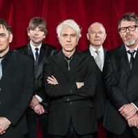 King Crimson Holds Court in Albany Next Week