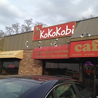 KokoKobi Cafe in Kingston: Decadent Ice cream & Old-fashioned Egg Creams