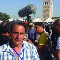 Larry Beinhart's Body Politic: Report from Tunisia