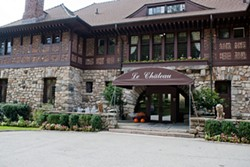 Le Chateau in South Salem - ROB PENNER