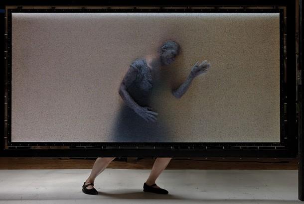 Liminal Portrait, Zoe, #3, Richard Edelman, 2011