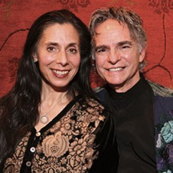 Livia and Bill Vanaver - LORNA TYCHOSTUP