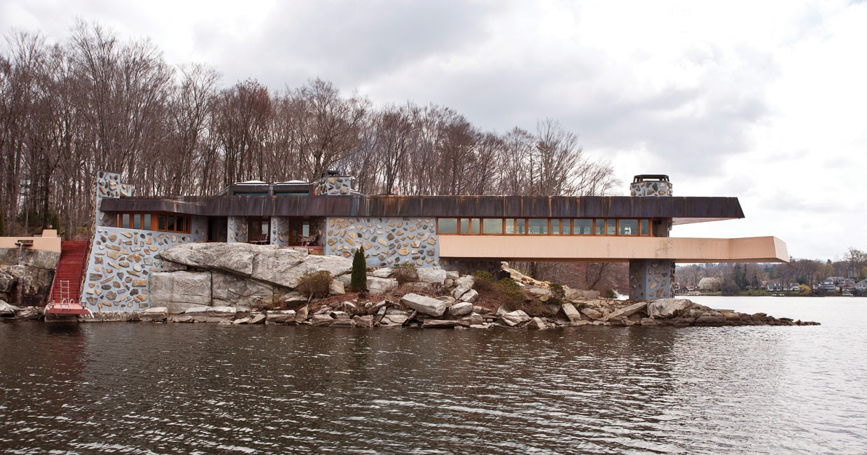 Living Wright In Lake Mahopac House Profiles Hudson