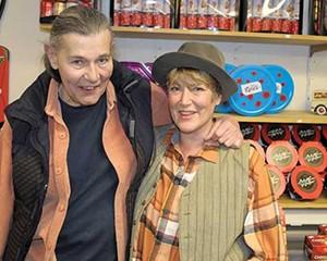Local Notables: Lucinda and Helen Wells