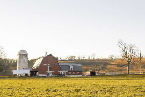 Long Hill Farm in Hillsdale
