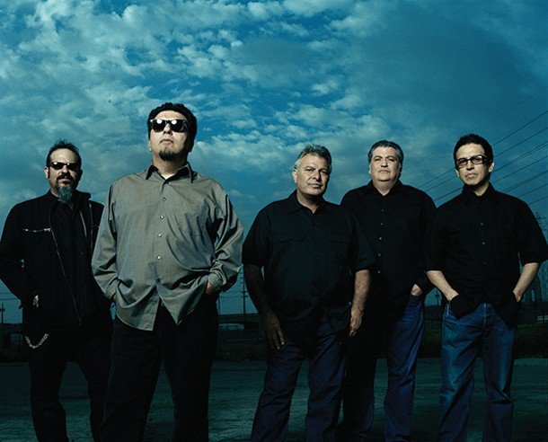 Los Lobos plays the Bearsville Theater on March 4. - MELISSA DAVIS