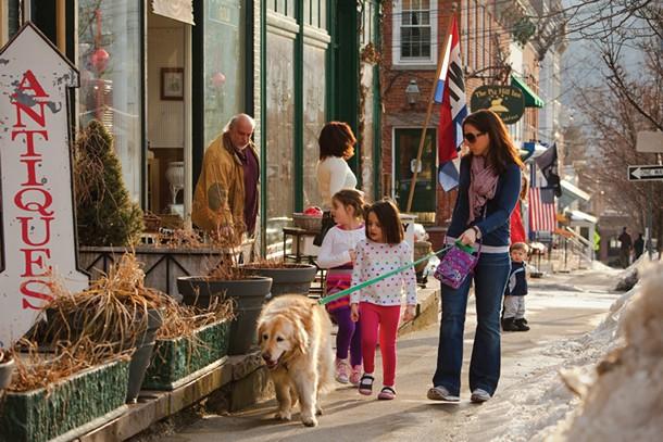Main Street in Cold Spring - STEFFEN THALEMANN