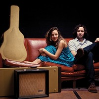 Mandolin Orange at Seligmann Center for the Arts