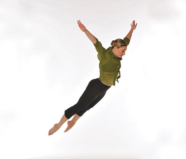 Melissa George of the Ellen Sinopoli Dance Company, which will perform at Kaatsbaan Internation Dance Center in Tivoli on December 3.