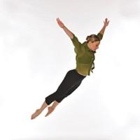 Ellen Sinopoli Dance Company at Kaatsbaan on December 3