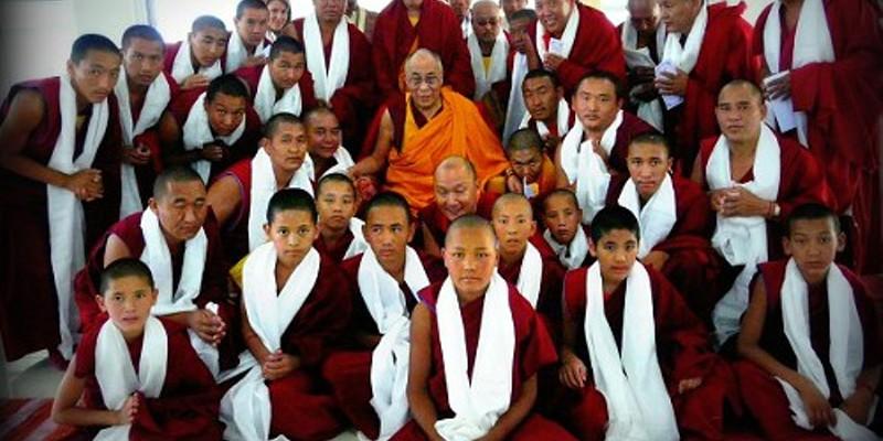 Menla to Host Tibetan Monk Compassion Tour, Sept. 18-21