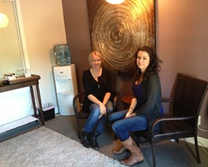 Michelle Renar, LMT and Ashley Rockermann, LMT of Hudson Valley Body Works
