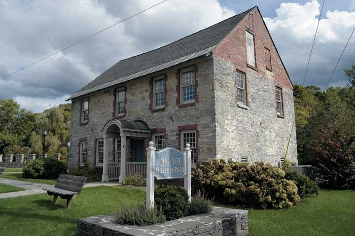 Mill Site Museum Park - DAVID MORRIS CUNNINGHAM