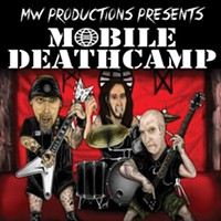 Mobile Deathcamp Plays in Kingston