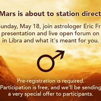 Moment of Truth: Mars Direct and Planet Waves Community Forum