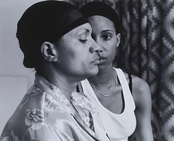 Momme, 2008, Gelatin silver print, the Center for Photography at Woodstock Permanent Print Collection - LATOYA RUBY FRAZIER