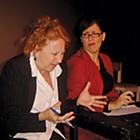 Hudson Valley Theater: Eva Tenuto Presents David Mamet in Rosendale