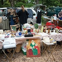 Top Five on Friday: Flea Markets
