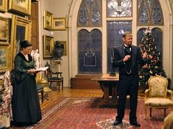 Mr Dicken Tells a Christmas Carol