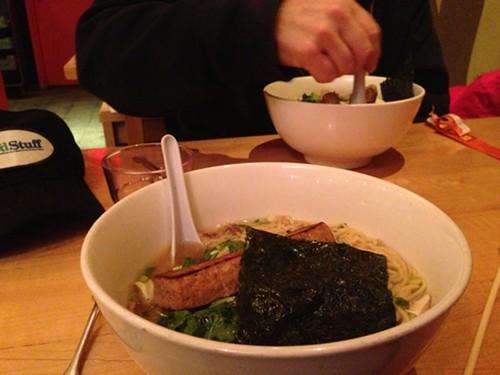 Noodle Soups at Yum Yum Noodle Bar
