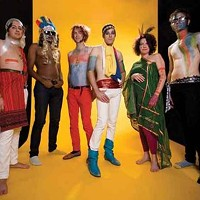 Of Montreal at Vassar College