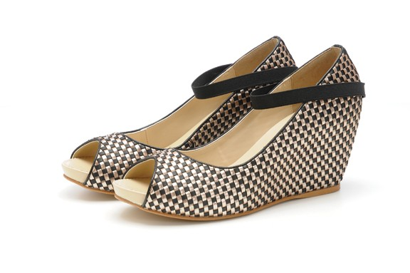 """Olsen Haus """"Berlin"""" shoes, available from Cow Jones Industrials Vegan Boutique in Chatham."""