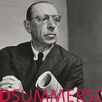 """Opening this Weekend: Bard Music Festival """"Stravinsky and His World"""""""