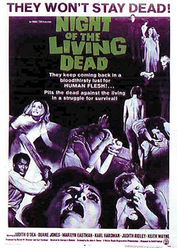 Original 1968 Film Poster.