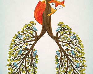 Outfoxing Lung Cancer
