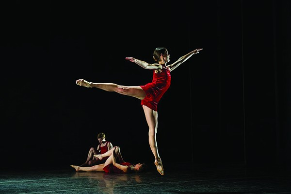 Pam Tanowitz Dance will perform as part of the 2015 Bard Summerscape. - CHRISTOPHER DUGGAN