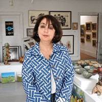 Peekskill Local Notable: Wendie Garber