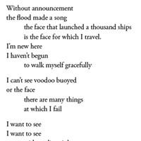 Poem: Orlean