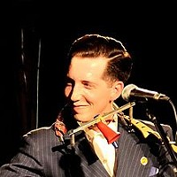 Pokey LaFarge Swings into Rosendale