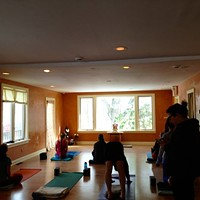 Woodstock Yoga Center: Transformation to Start 2013