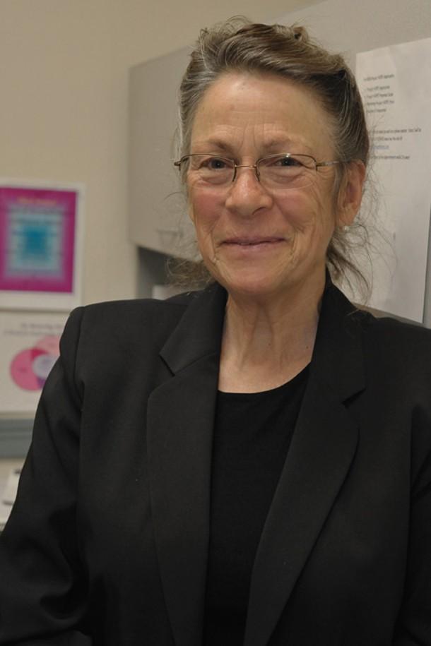 Project Hope Coocrdinator Judith Bromley - DAVID MORRIS CUNNINGHAM