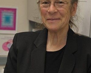 Project Hope Coocrdinator Judith Bromley