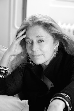 BLUE FLOWER ARTS - Pulitzer Prize-winning Poet Jorie Graham