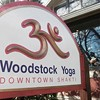 Recap of Independence Day-Themed Yoga Class at Woodstock Yoga Center