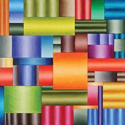 Rietveld 2, oil on canvas, 2008
