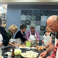 Summer Cooking Classes in Uptown Kingston