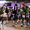 Roller Derby Tryouts