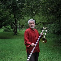 Roswell Rudd Blows into Woodstock
