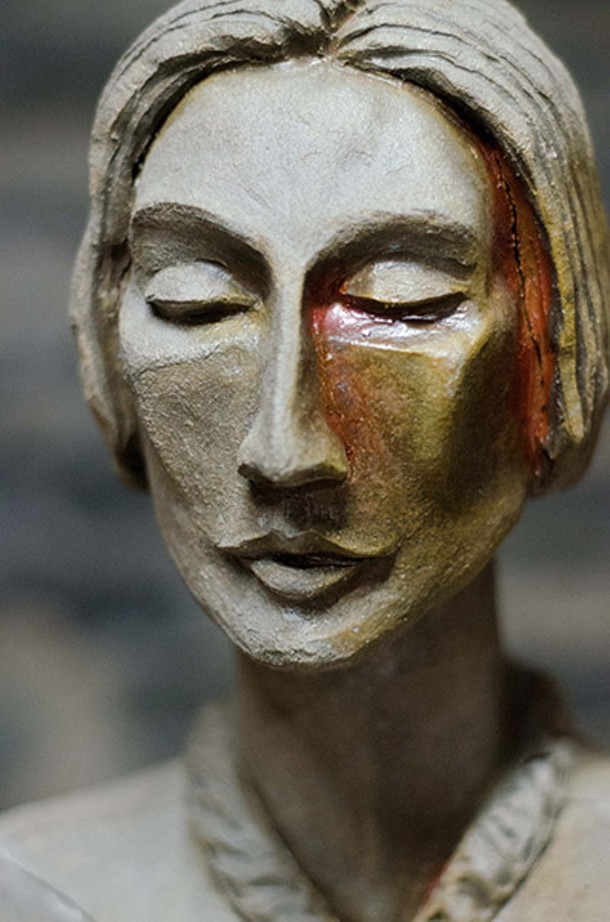 Sculptures by Magnus Agustsson. Photos by Samantha Sapienza; Parkavenueartphoto.com.