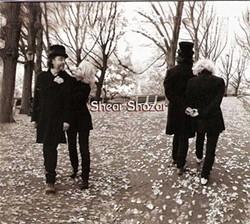 Shear Shazar, Shear Shazar, 2013, Cussy in a Case Records