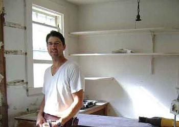 The Craft: Silas Adams, Antique Home Renovator