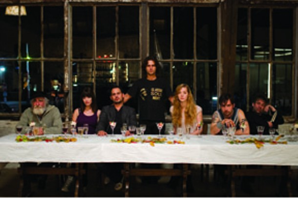"""""""Soul Kitchen,"""" directed by Fatih Akın and starring Moritz Bleibtreu, Birol Ünel, and Adam Bousdoukos is one of the films being screened at the Berkshire International Film Festival."""